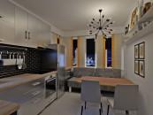 Кухня - ночь