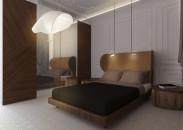 Спальня. Ночной вид